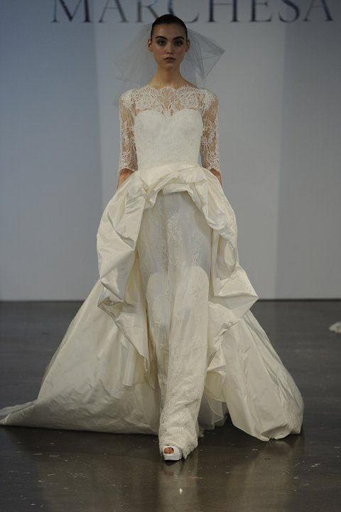 10 Outrageous New Wedding Dresses | Photo Gallery - Yahoo! Shine ...