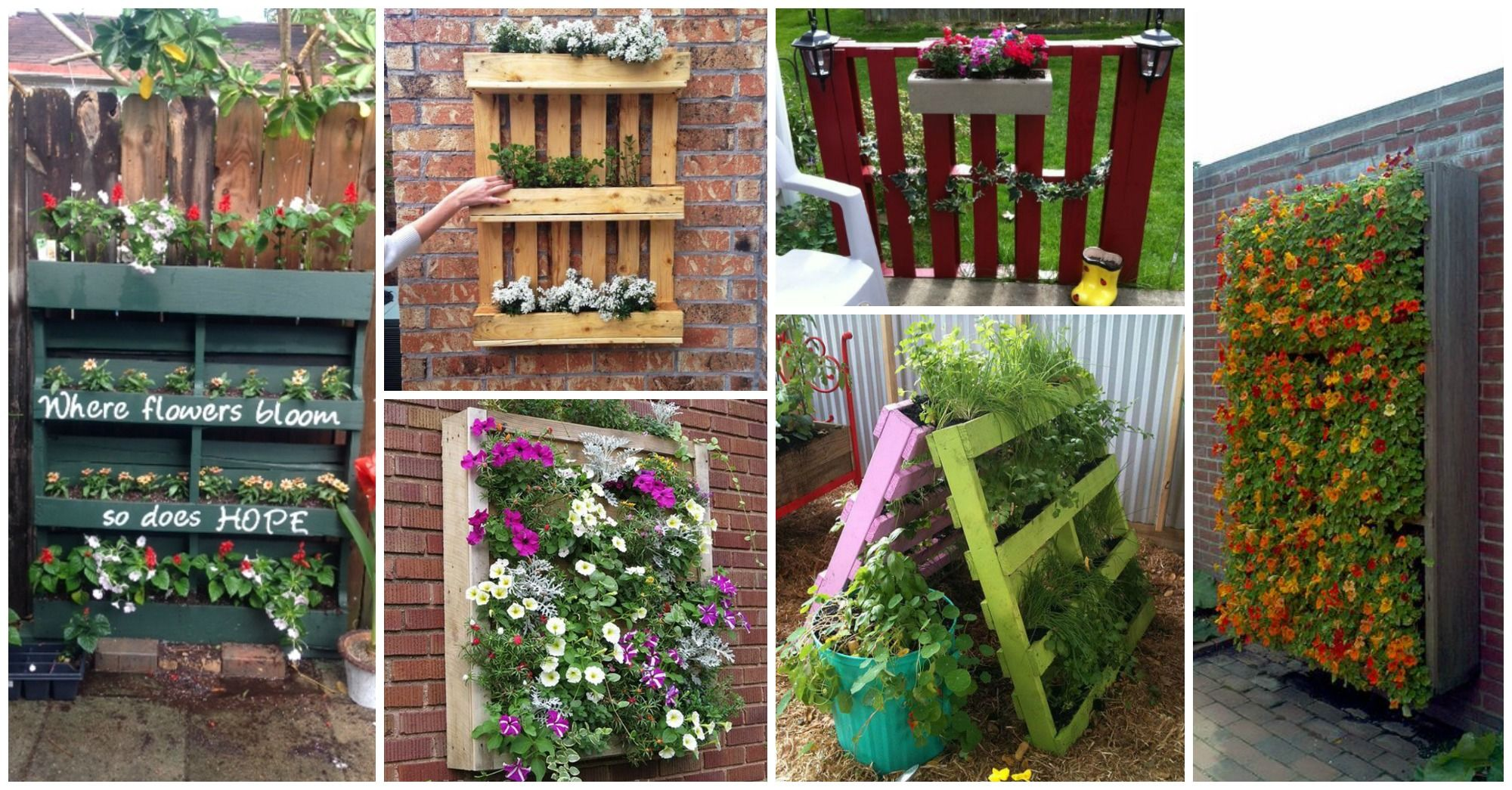 10 Diy Pallet Planters That Will Grab Your Attention Pallets