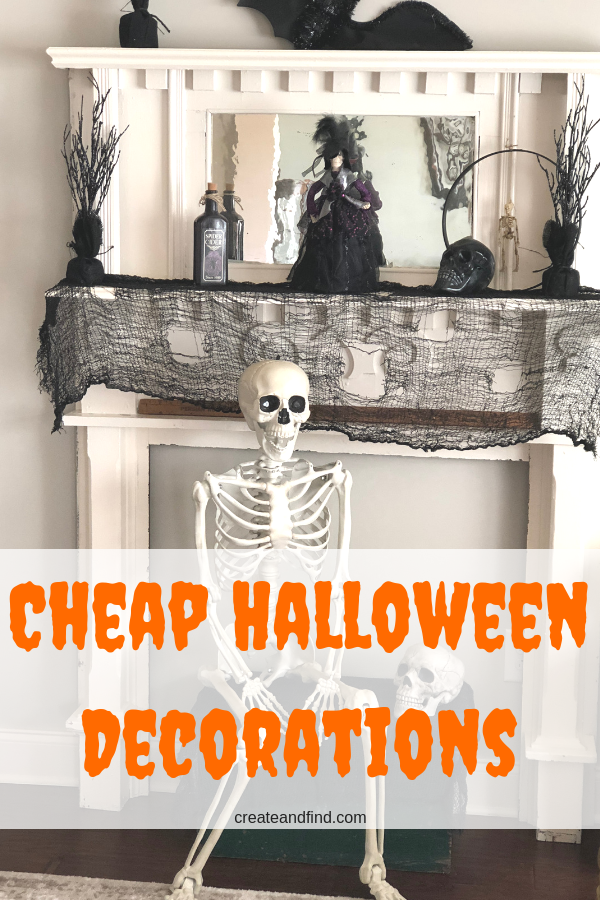 Cheap Halloween Decorations How To Scare For Cheap Cheap