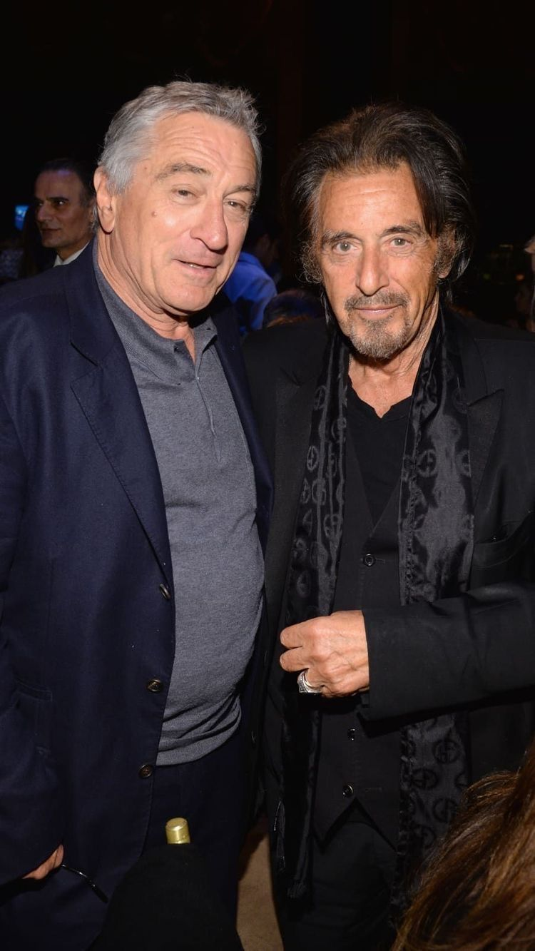 Film Review The Irishman Actor Movie Stars Al Pacino