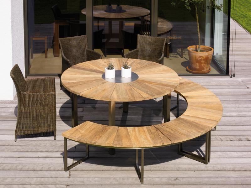 Produit en 2019 | Table ronde design, Agrément de jardin et ...
