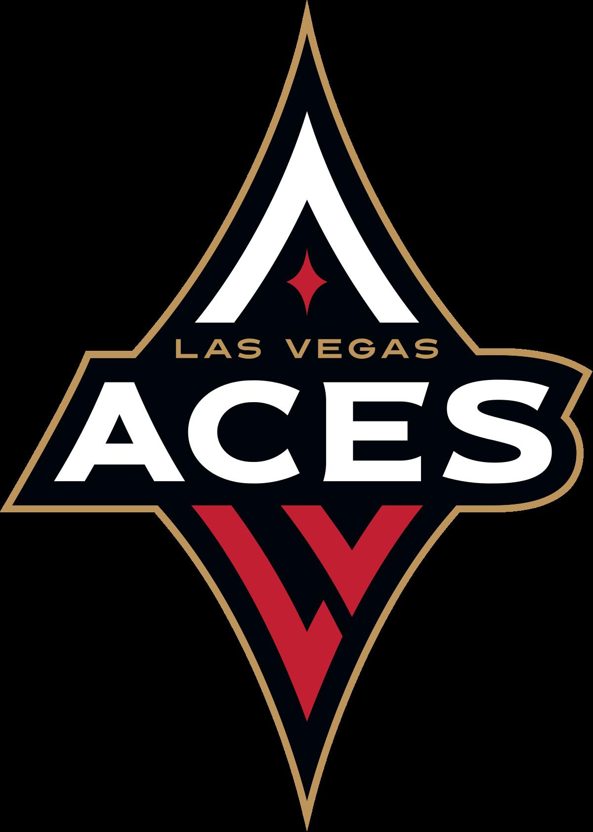 Las Vegas Aces Logo inspiration, Sports logo