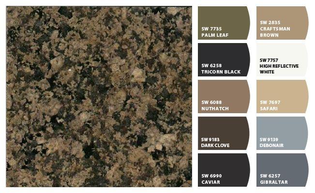 Best Desert Brown Granite Brown Granite Countertops 400 x 300