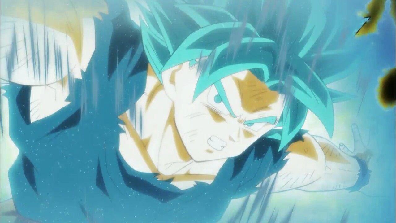 Ssb Goku W Dragon Ball Dragon Ball Super Dragon Ball Goku