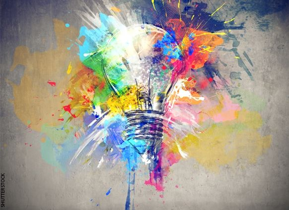 """Waking Up Your #Creative side 