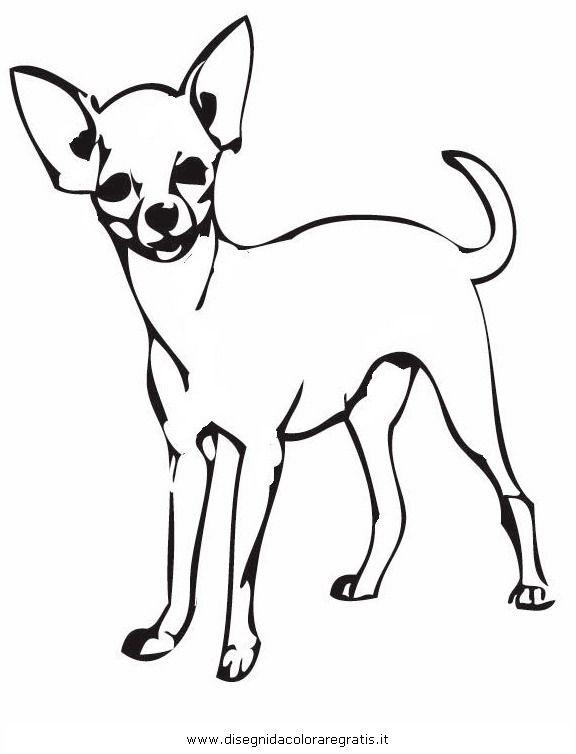 Chihuahua Coloring Pages Bing Images Arte Di Cani Libri Da Colorare Pagine Da Colorare Per Adulti