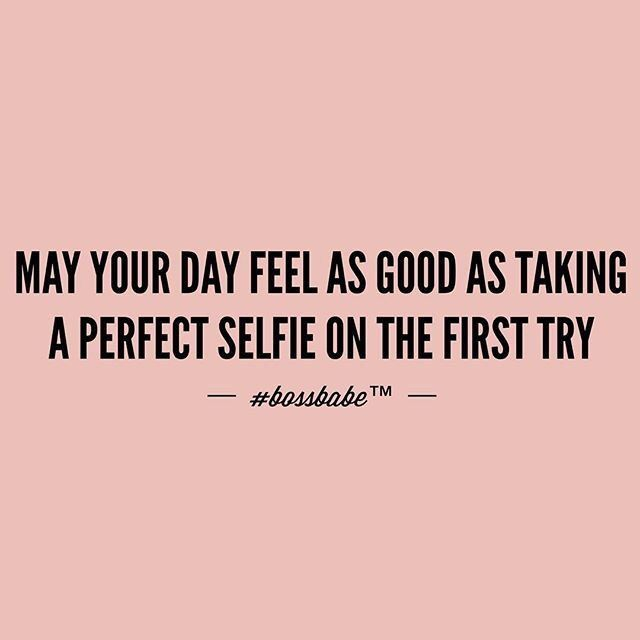 Selfie Quotes Pinashley Cahill On Quotes  Pinterest  Captions Boss Babe And