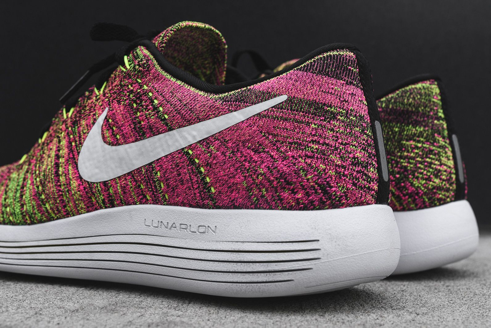 More Images Of The Nike LunarEpic Flyknit Low Multicolor