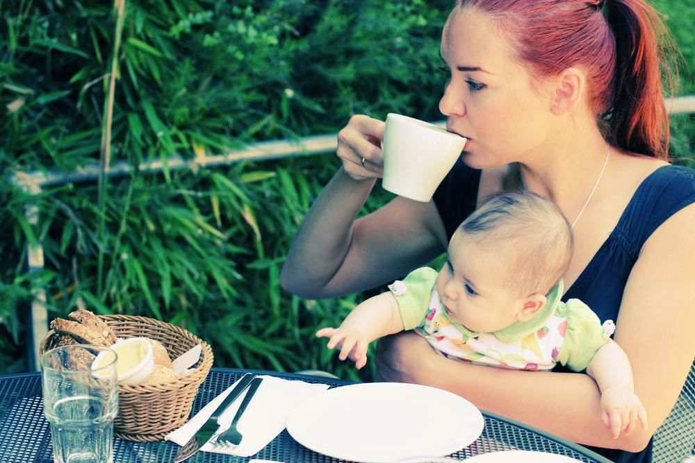Caffeine and breastfeeding everything you need to know