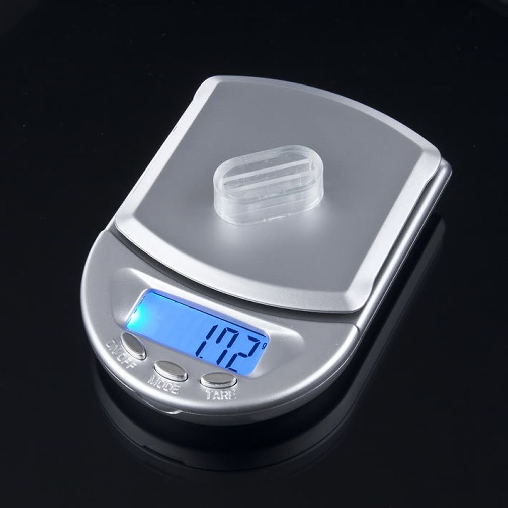 Newest Arrival Electronic Lcd Display Scale Portable Pocket Size