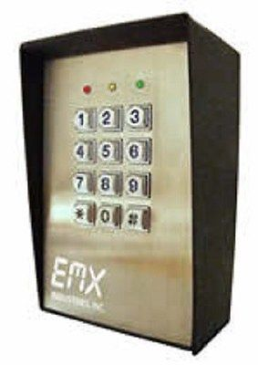 Opener Systems 85898: Emx Kpx 100 Digital Keypad Gate Opener Operator Entry Systems Kpx-100 -> BUY IT NOW ONLY: $118.7 on eBay!