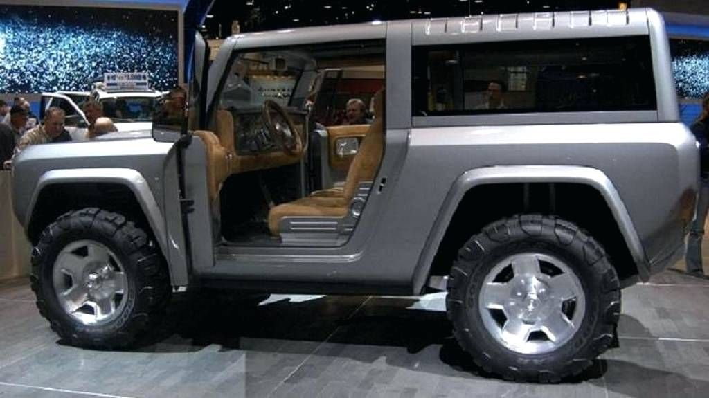 2020 Ford Bronco Interiors Ford Bronco Concept Auto Show 3 2020