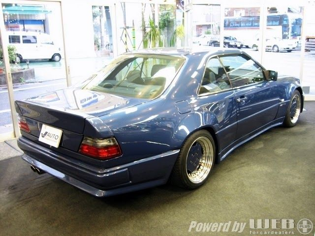 Mercedes Benz 300e 6 0 Amg Hammer Coupe With Images Mercedes