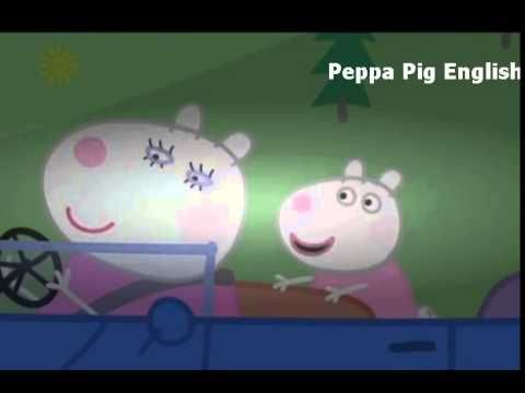 Peppa pig english episodes - Peppa pig the noisy night New Full 2014 HD Ep9