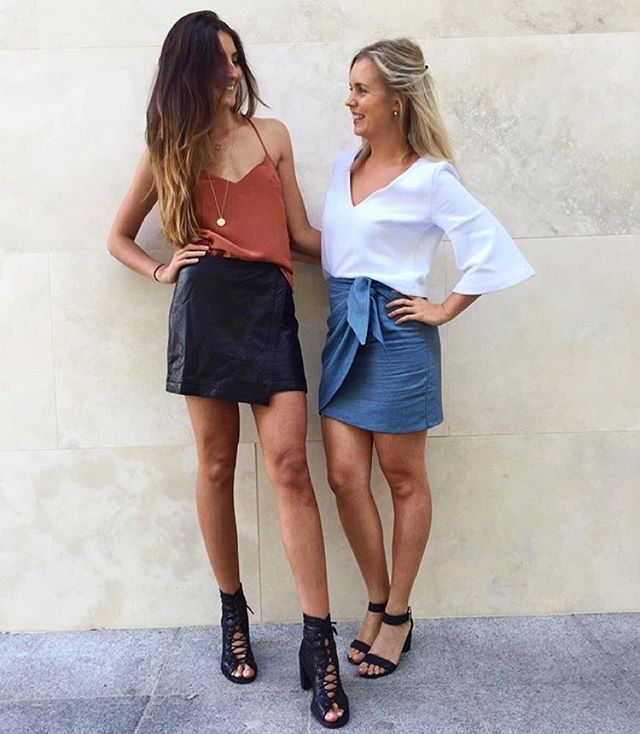 f04fdfd5d2 Our Noosa babes wearing the Arke Strap Top