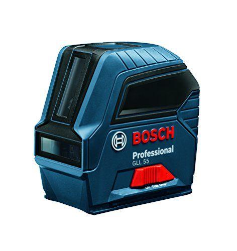 Bosch Gll 55 Self Leveling Cross Line Laser Bosch Amazone Modes Pieds