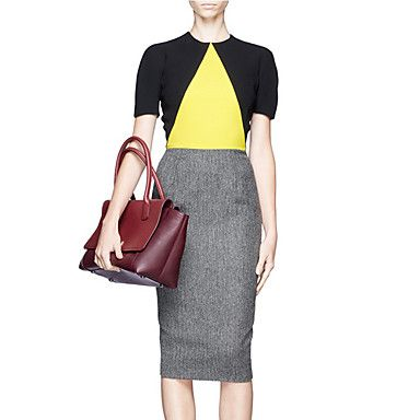 Shop this elegant professional working dress from Lightinthebox, best deal ever~