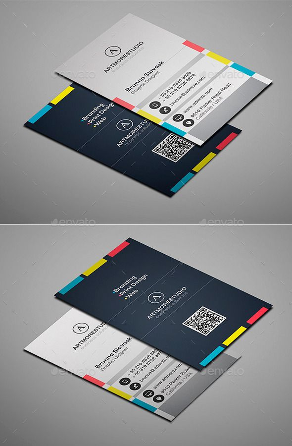 Simple Business Card Vol Xv Simple Business Cards Minimal Business Card Business Cards Creative