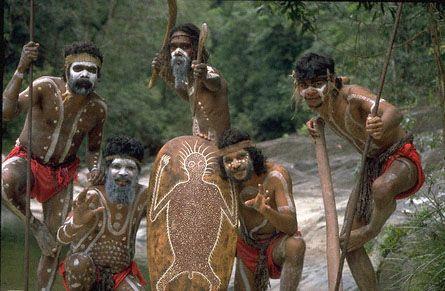 Australian Aboriginal religion and mythology