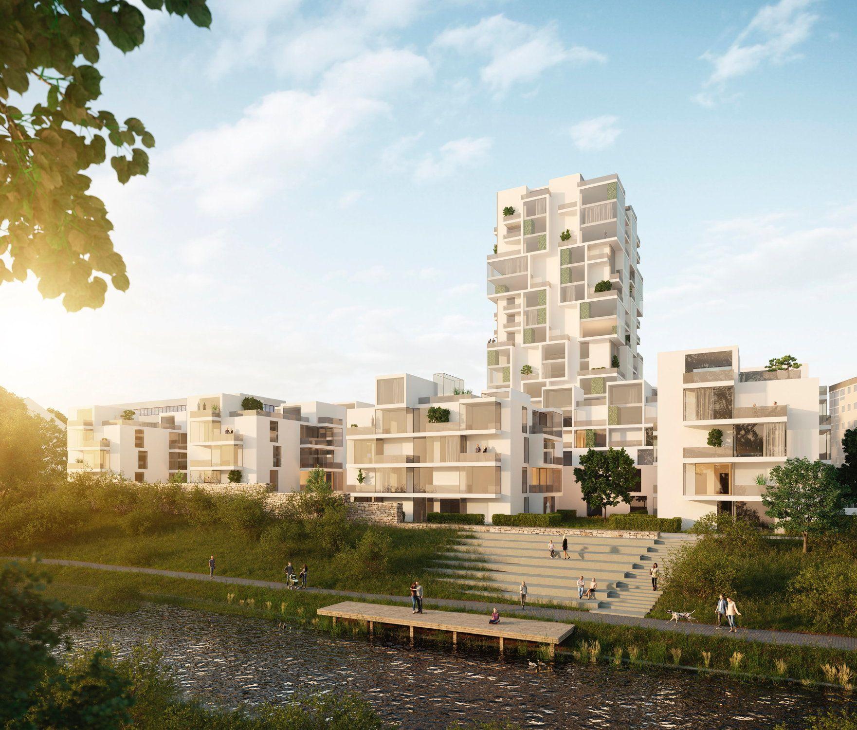 Architektur Erfurt ein bis zwei hochhäuser wettbewerb in erfurt entschieden