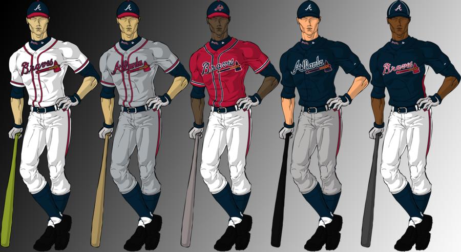 Better Background Atlanta Braves Braves Atlanta