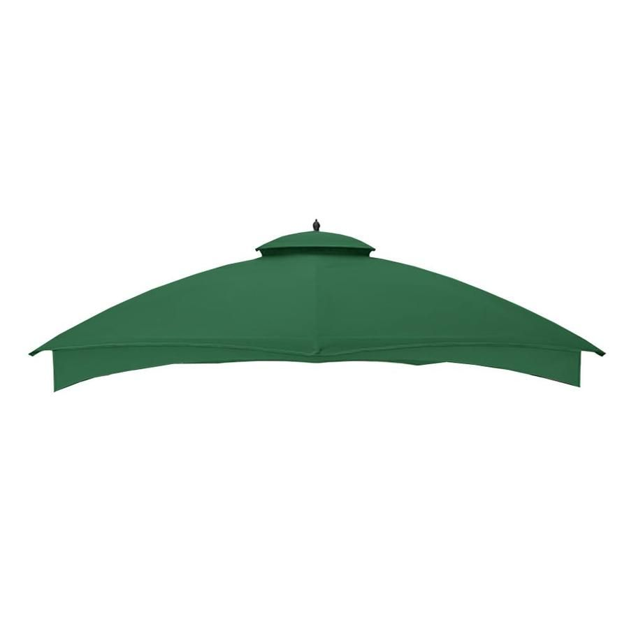 Garden Winds Replacement Canopy Top Cover Ar 10 X 12 Gazebo Rip Lock 350 Green Lcm1018g Rs In 2020 Replacement Canopy Gazebo Canopy