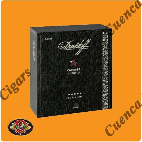 Davidoff Yamasa Robusto Cigars - Box of 12 - Price: $172.90