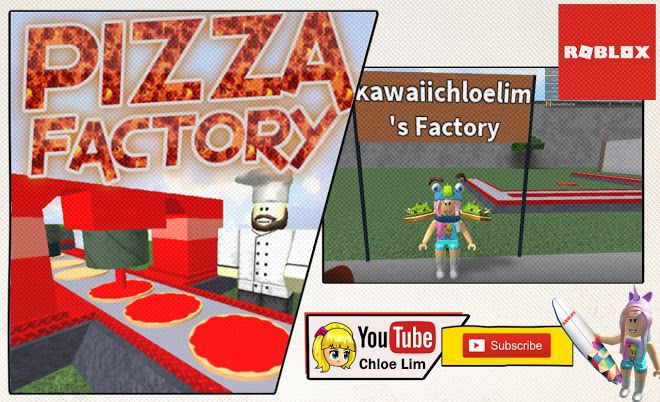 Roblox Pizza Factory Tycoon Gameplay - building my Pizza