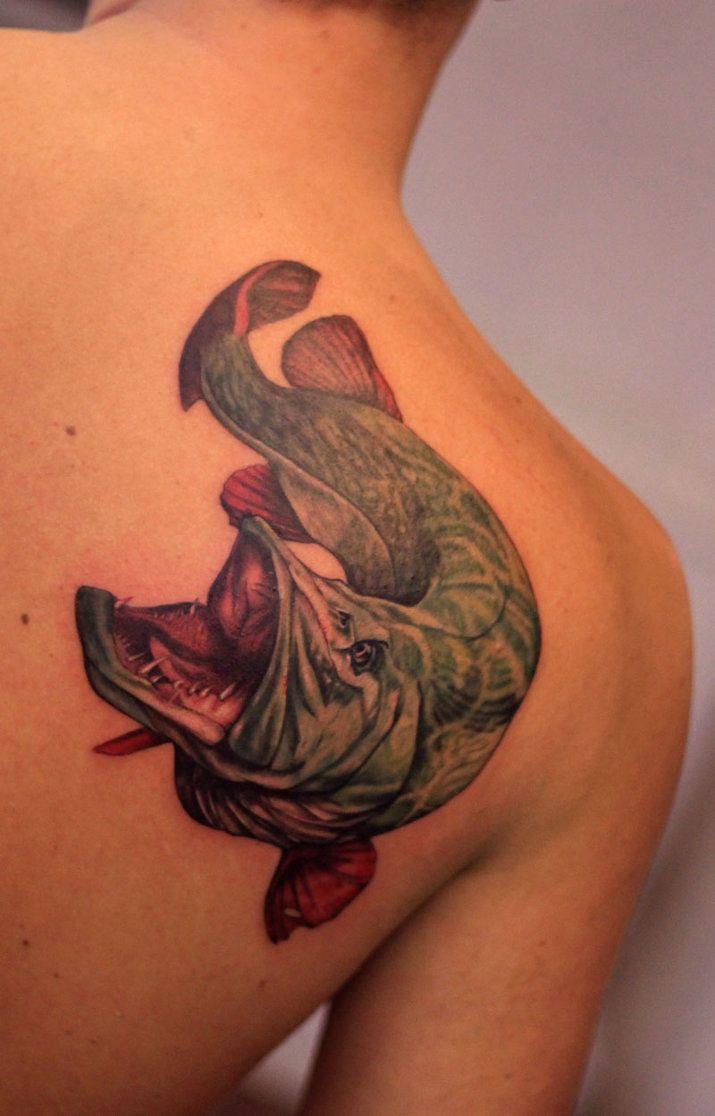 Tattoo Hecht
