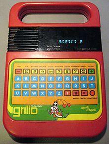 Grillo Parlante (gioco) - Wikipedia ...il primo computer di molti di noi ;)