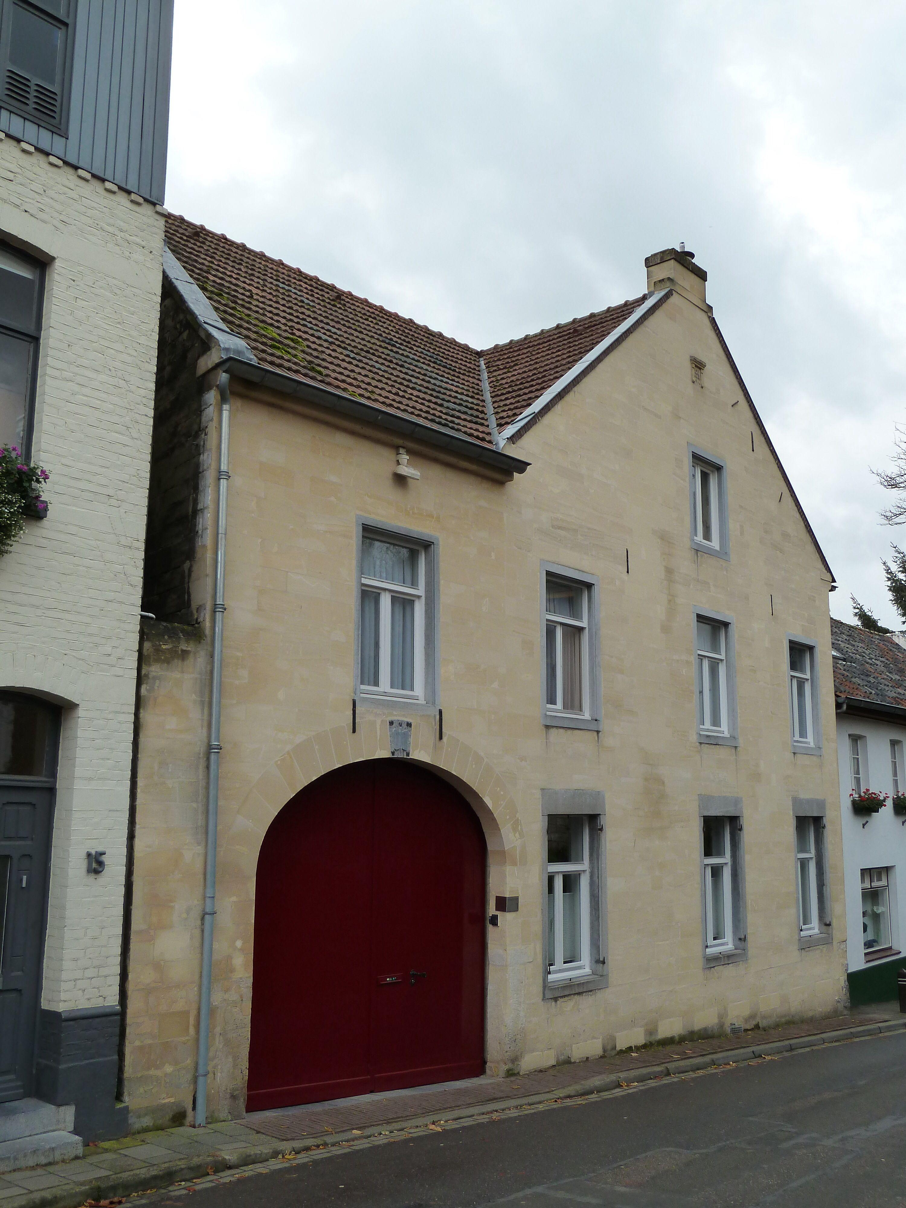 Graafstraat 1, Schin Op Geul, Zuid-Limburg.
