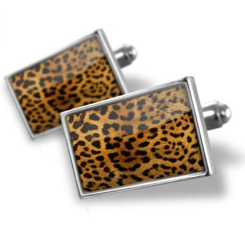 12mm Animal Patterned Cufflinks