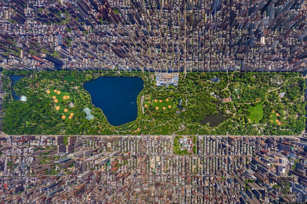 27 Incredible Views You'd Only See If You Were A Bird | People Insider - NYC