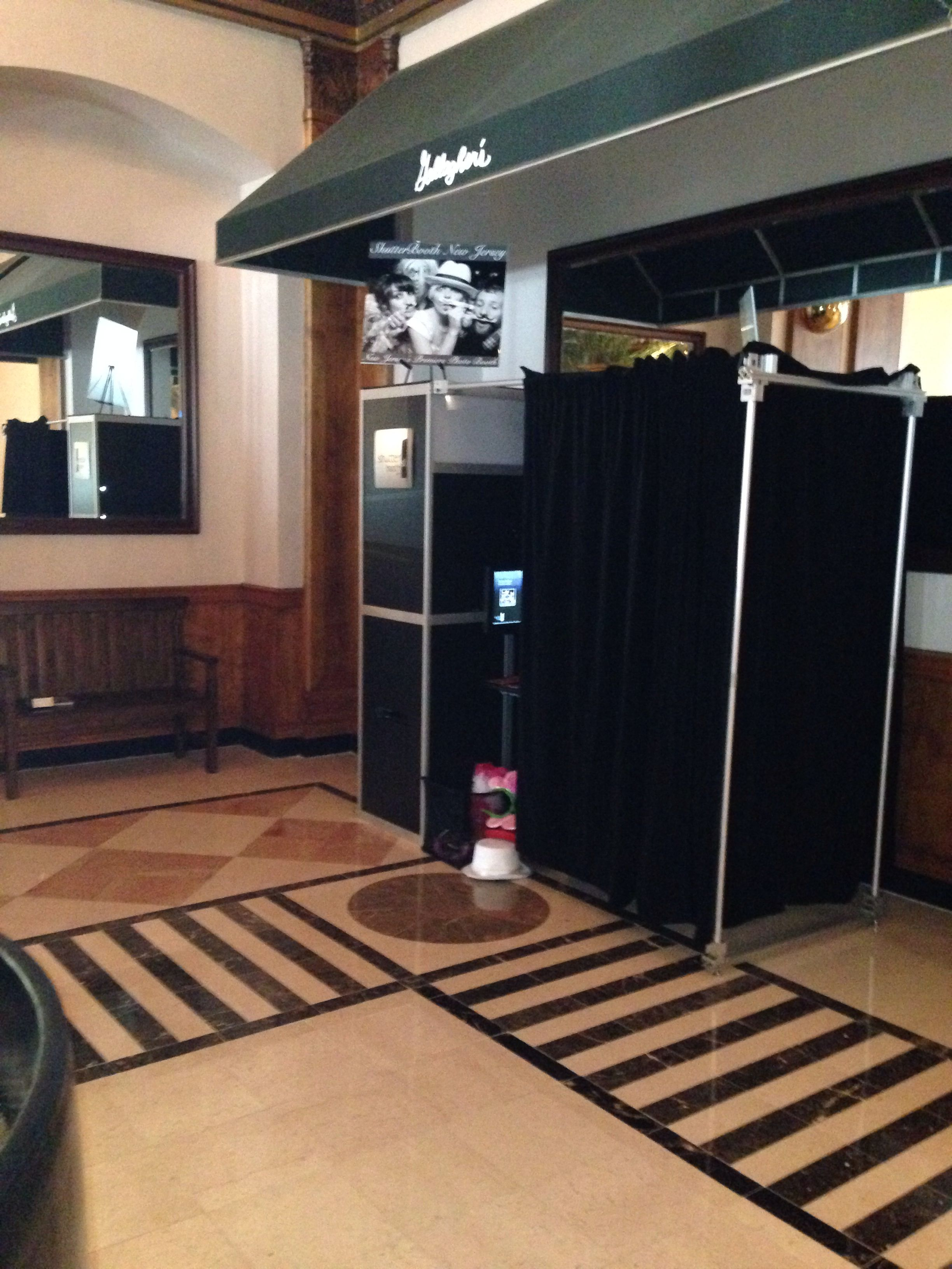 Shutterbooth New Jersey photo booth! Atlantic City photo booth!