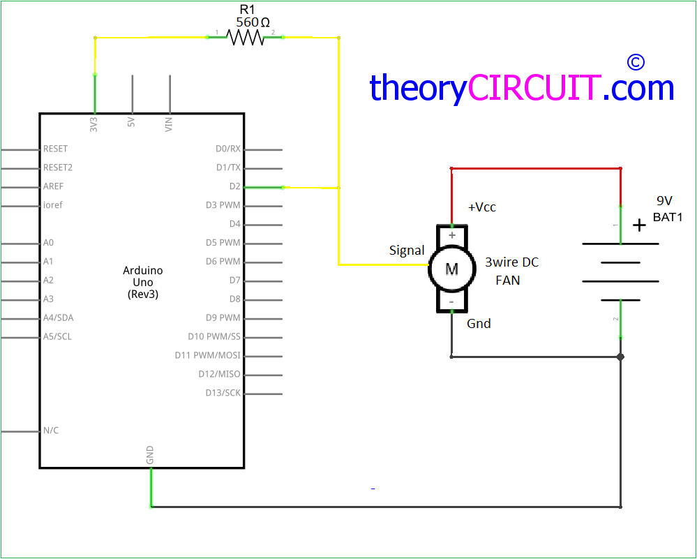 hight resolution of reading dc fan rpm arduino schematic