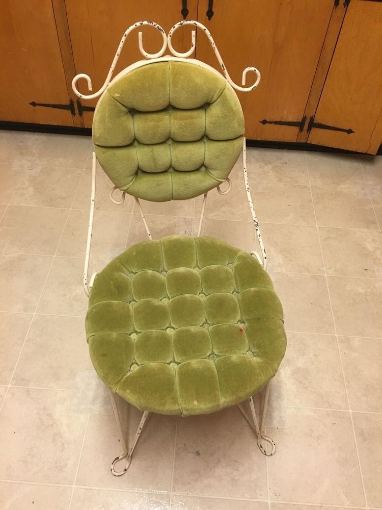 Fascinating Vintage Vanity Chair Photos - Best image 3D home ...
