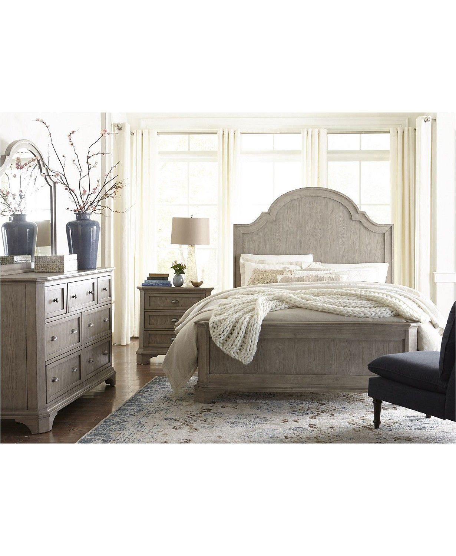 Furniture Layna Bedroom Furniture 3 Pc Set King Bed Nightstand Dresser Reviews Furniture Macy S In 2020 King Bedroom Sets Oak Bedroom Furniture Ashley Bedroom Furniture Sets