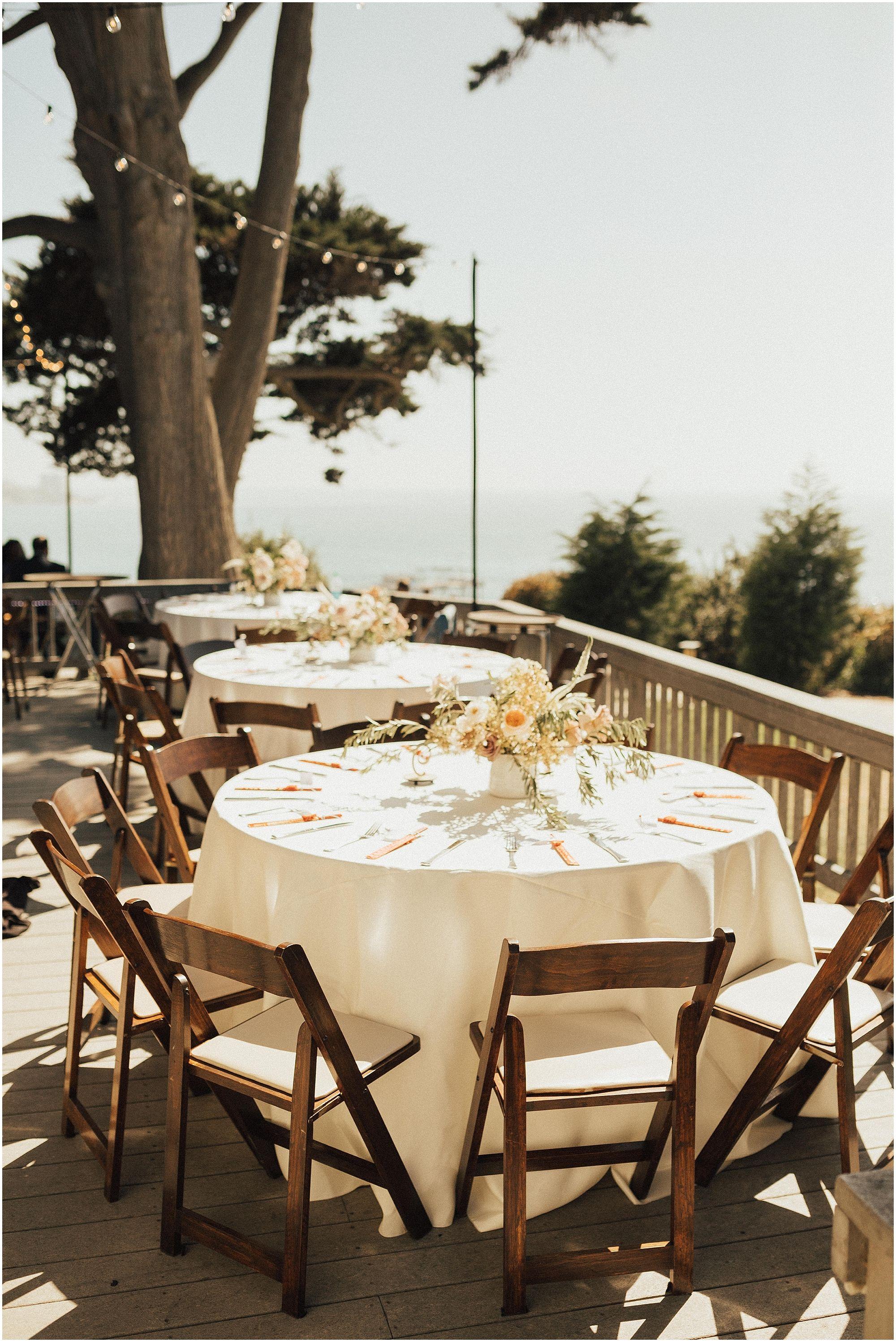 Destination wedding at the martin johnson house in la