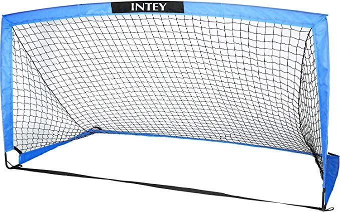 Amazon Com Intey Soccer Goal Portable Soccer Net With Carry Bag For Games And Training For Kids And Teens Size 6 6 X3 3 Soccer Goal Soccer Cardio At Home