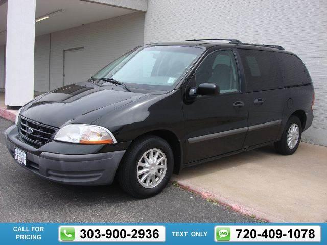 2000 Ford Windstar Lx 3dr Passenger Van Highline Automotive