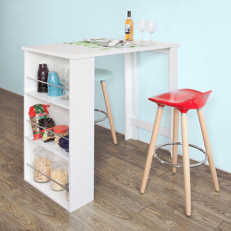 Table De Cuisine Gain De Place une table gain de place pour votre petite cuisine! en voici