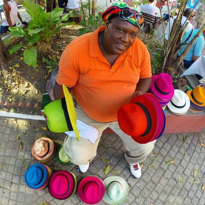 africa sombreros