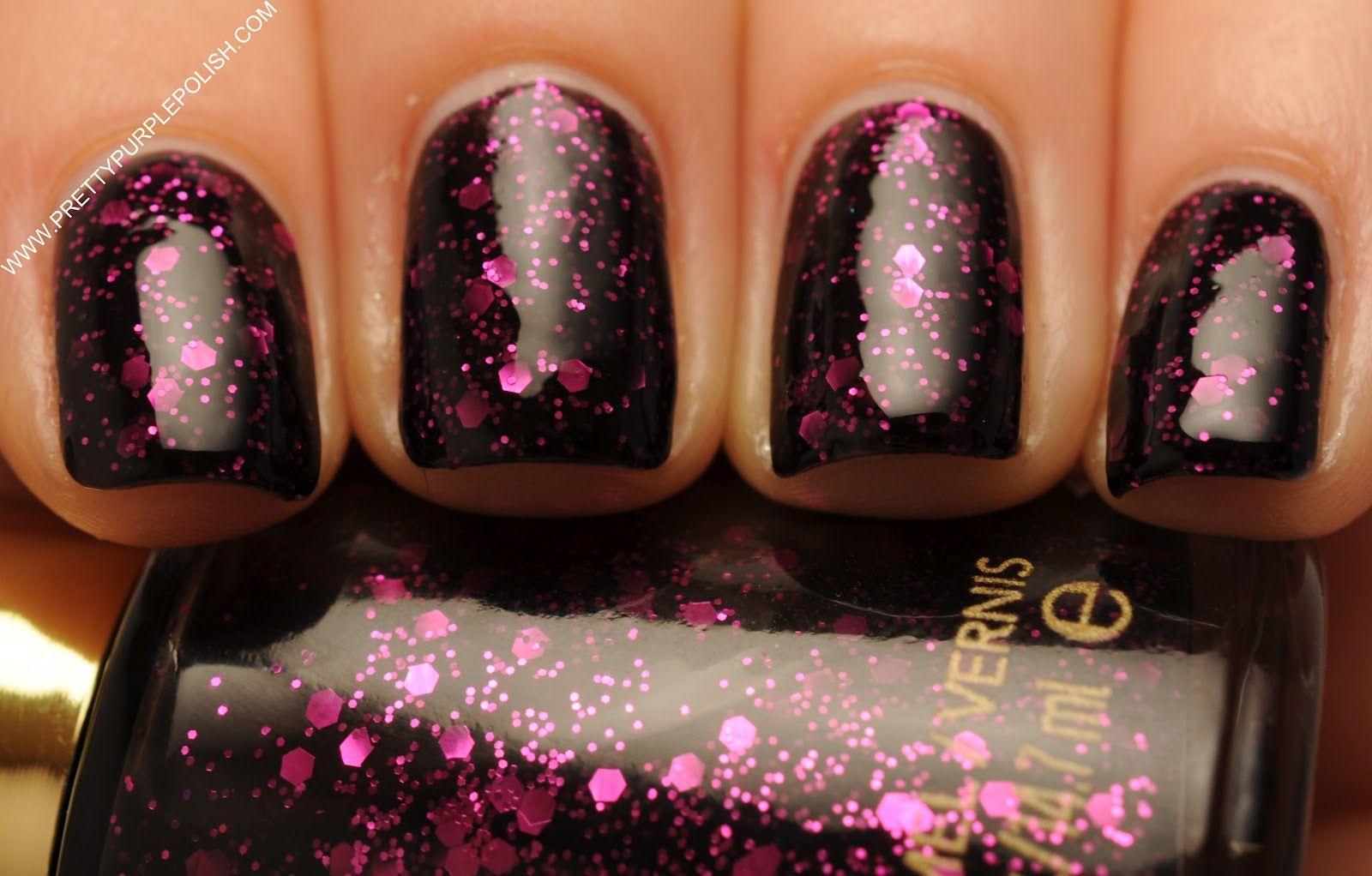 Revlon - Scandalous - Glitter Me Up Friday ~ Pretty Purple Polish ...