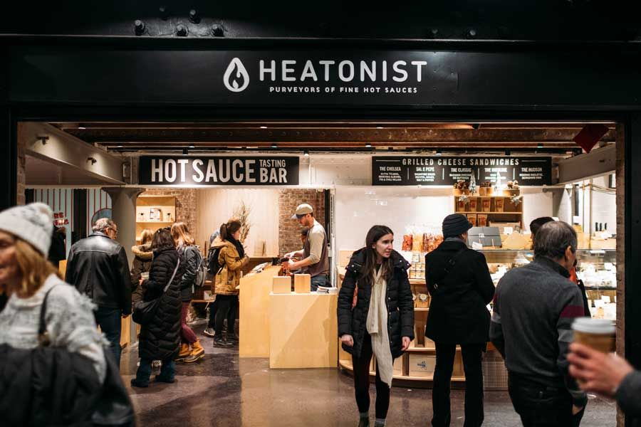 Heatonist in Chelsea Market in New York | Places to Visit in