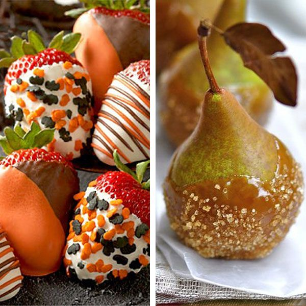 Fall Wedding Reception Food Ideas: Fall Favors For Weddings, Showers And Holiday Parties