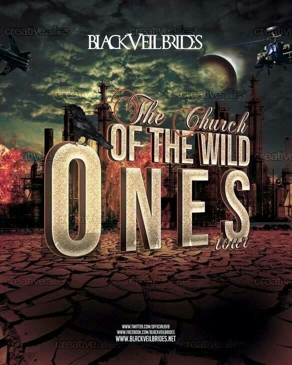 The Church of the Wild Ones Tour