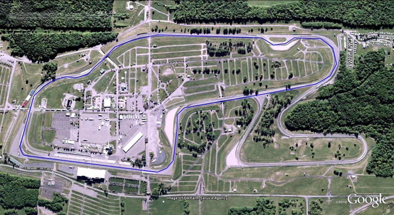 Watkins Glen International  Watkins Glen NY  Race Tracks