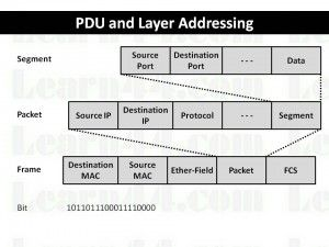 Protocol Data Unit (PDU) and Layer Addressing Detailed discussion ...