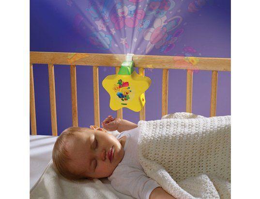 Veilleuse musicale tomy etoile enchantee jaune for Serviteur chambre