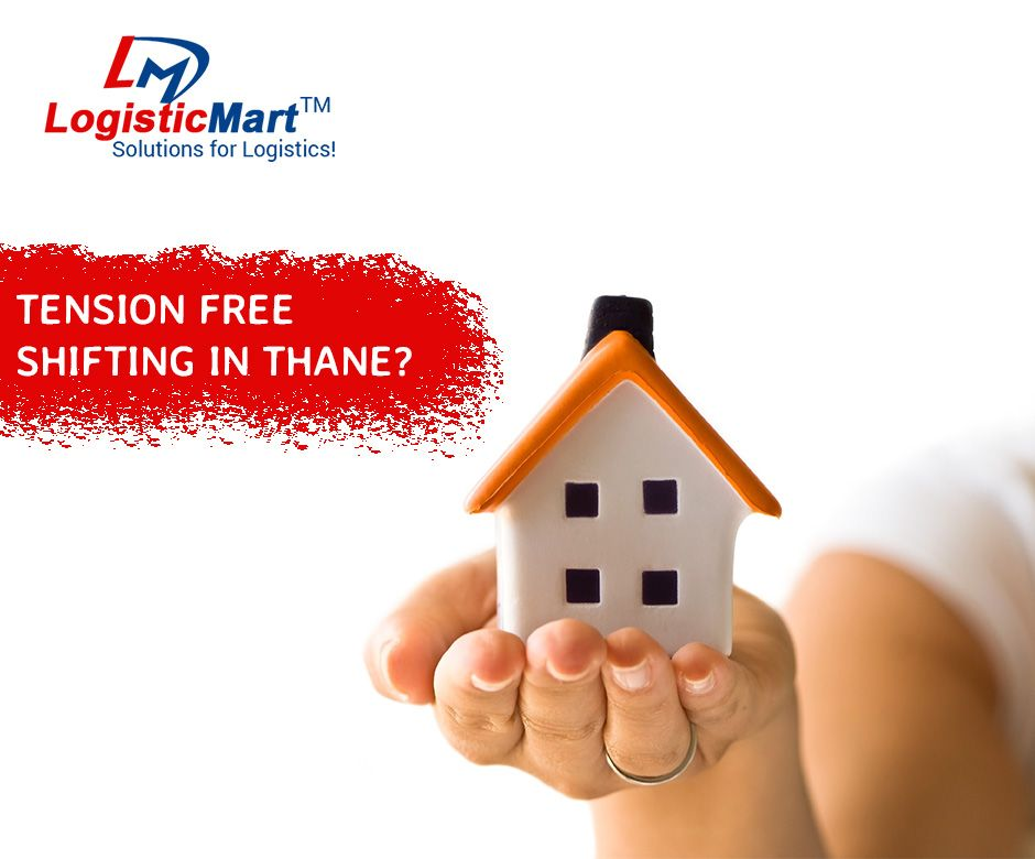 Packers and Movers in Thane - LogisticMart